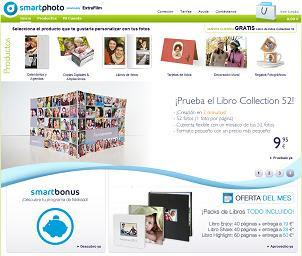 Revelado de fotos digitales con Smartphoto