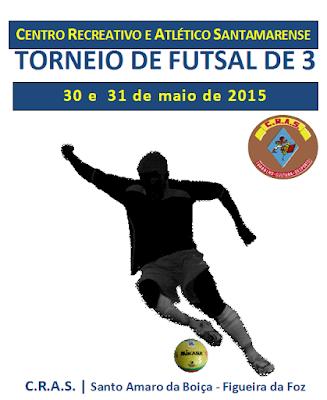 Torneio Futsal de 3 - C.R.A.S.