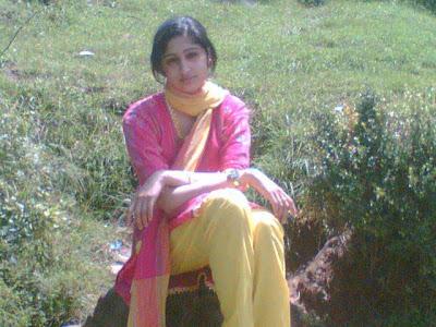 Pakistani Village Girl