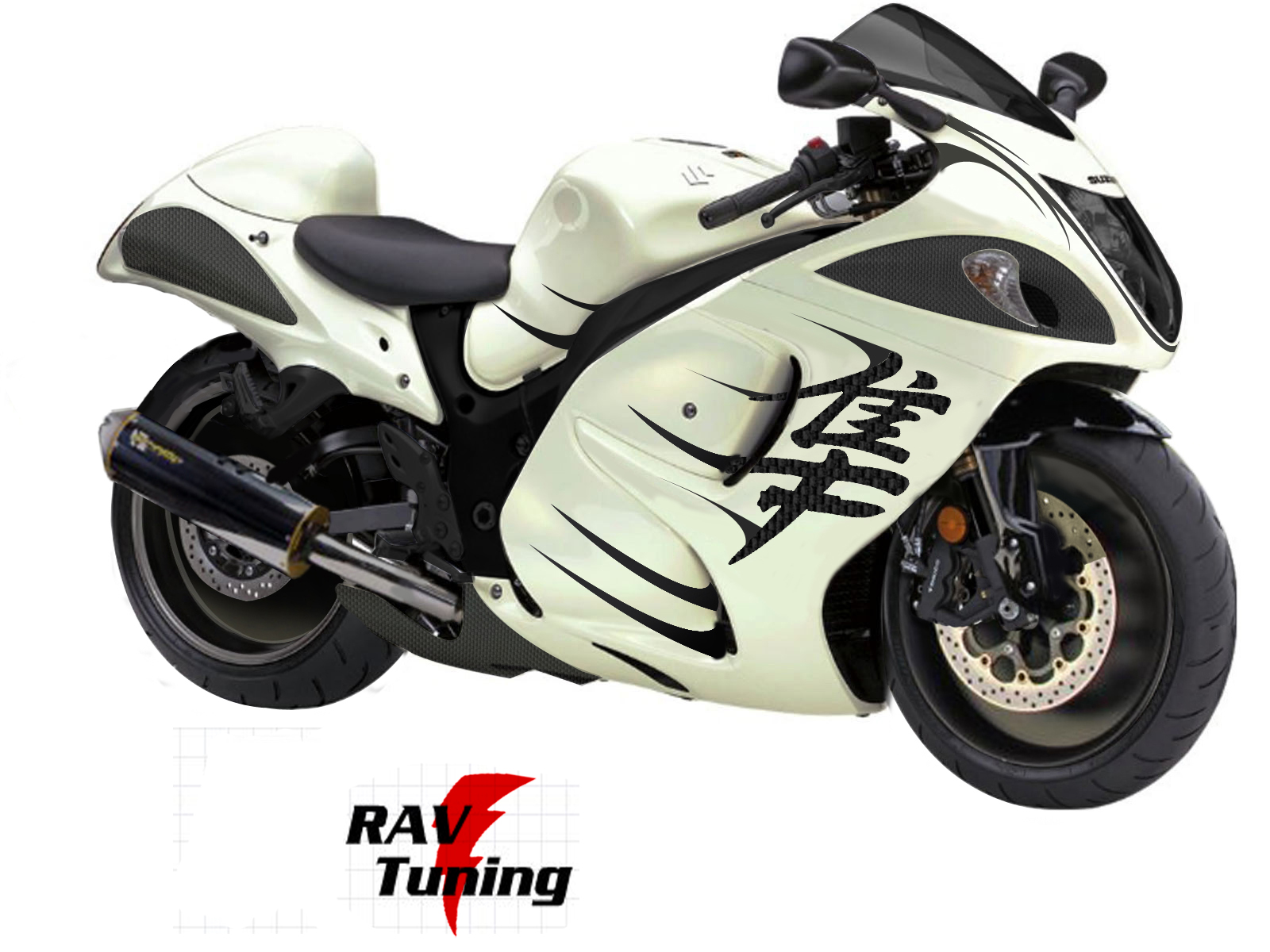 hayabusa tuning motorbikes 2560 - photo #38