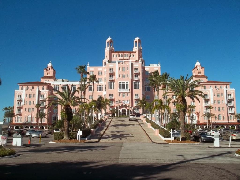 Don Cesar Hotel St Pete