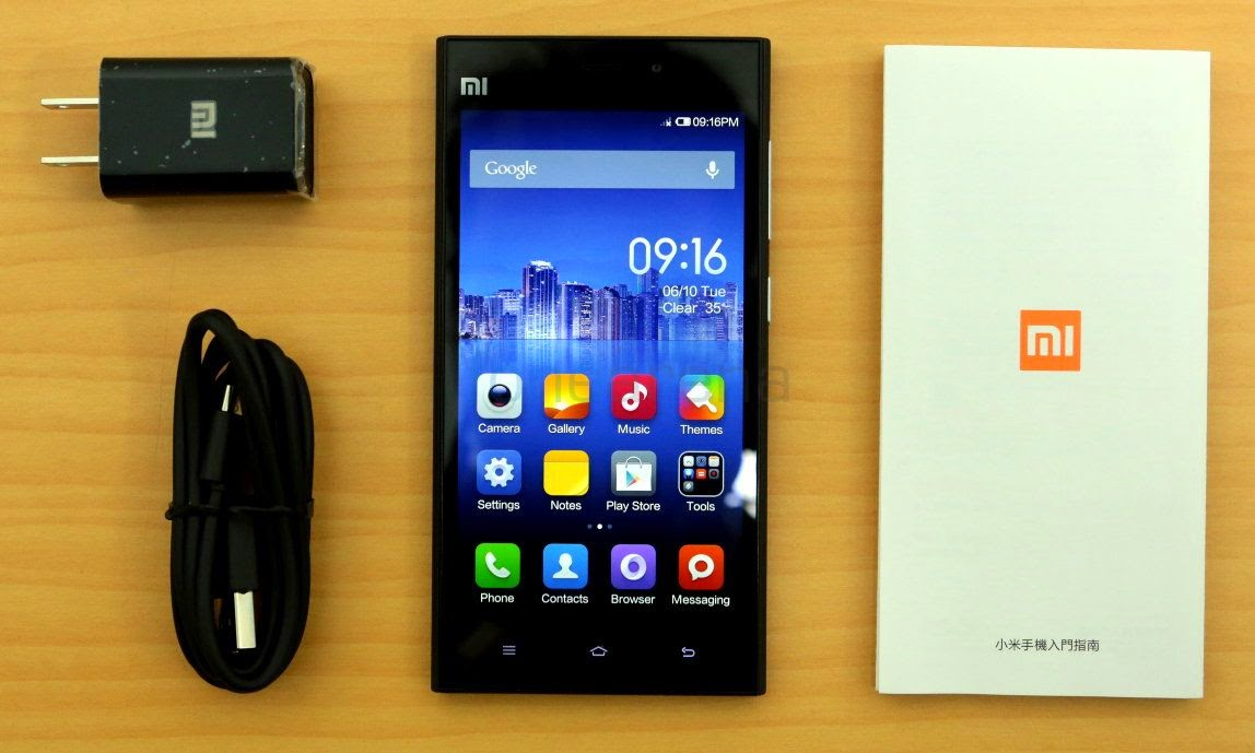 Harga dan Spesifikasi Xiaomi Mi 3 Terbaru