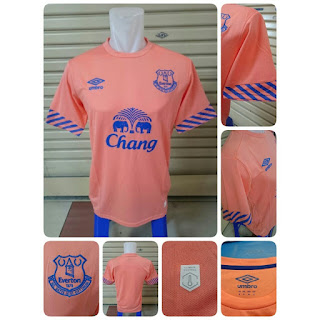 gambar detail photo kamera Jersey Everton away terbaru musim 2015/2016 di enkosa sport kualitas grade ori made in thailand