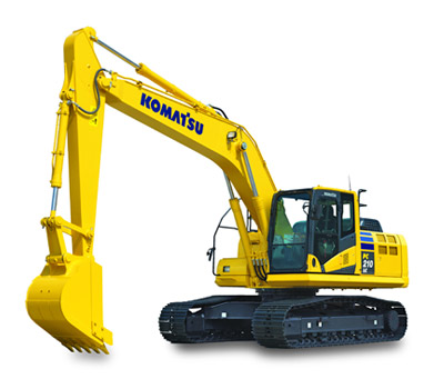 Komatsu Excavators PC210LC-10