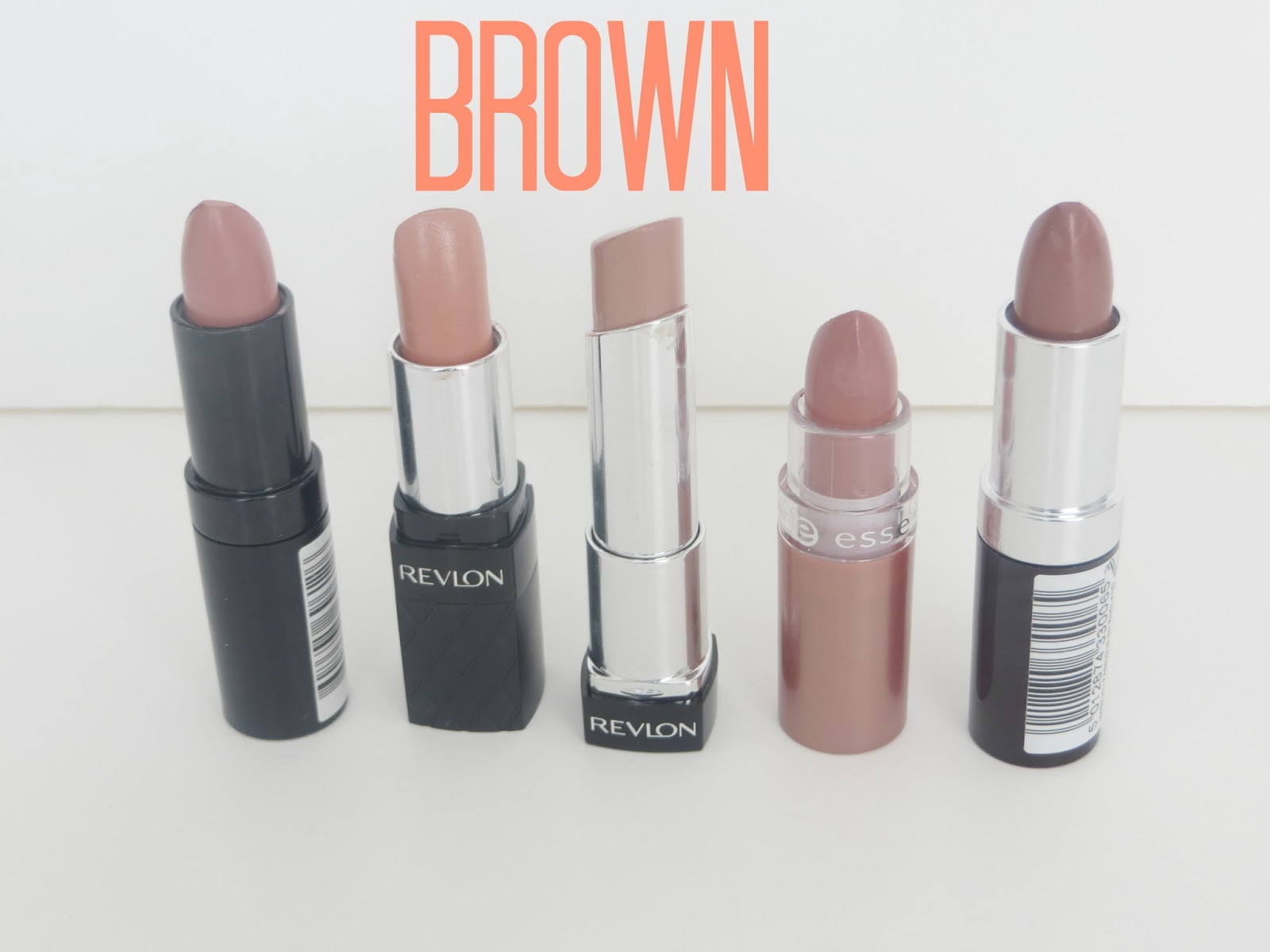 Elle Sees|| Beauty Blogger in Atlanta: Best Drugstore Nude ...
