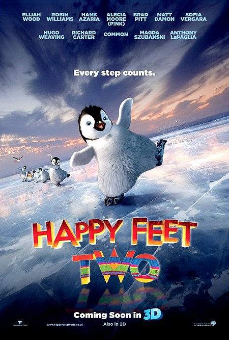 Happy Feet 2 O Pinguim Dublado