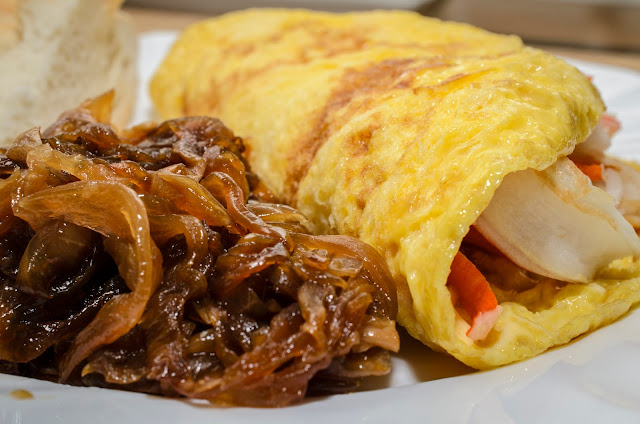 Tortilla frencesa; french omelette