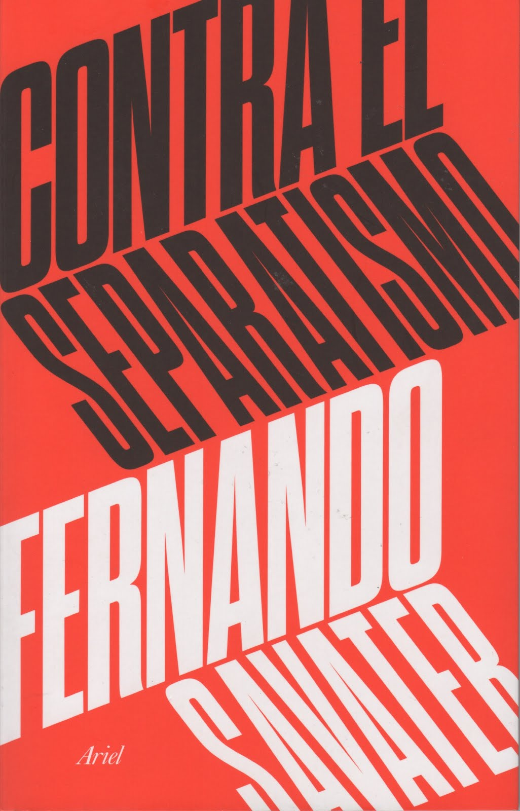 Fernando Savater (Contra el separatismo)