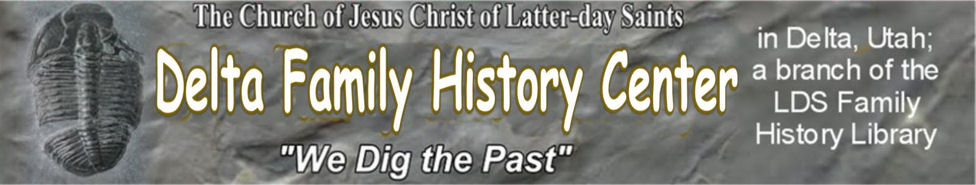 Delta, Utah Family History Center