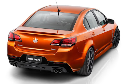 2014 Holden Commodore SSV