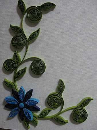 Paper quilling designs and pattern ideas you can make easy for Simple paper quilling designs