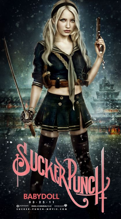 Sucker Punch Babydoll poster