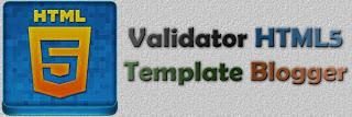 Membuat Blog Valid HTML5