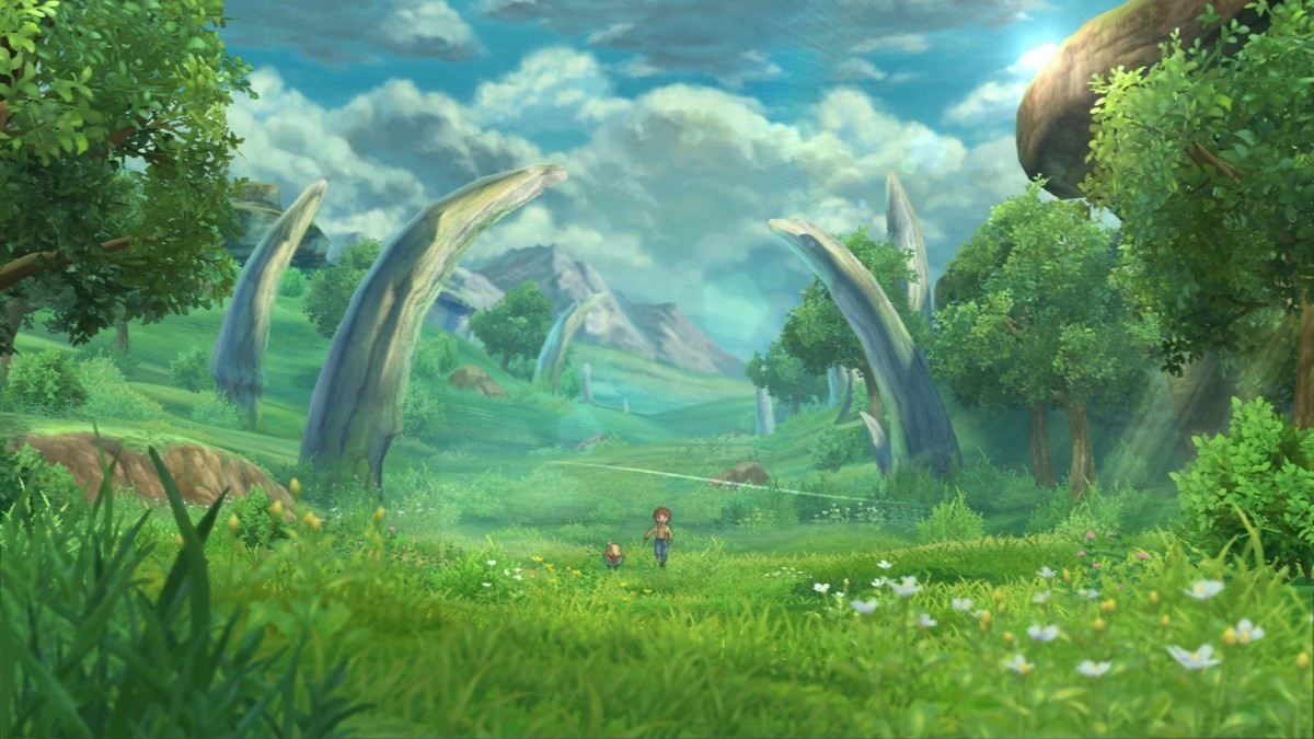 Ni No Kuni HD & Widescreen Wallpaper 0.757573579910443