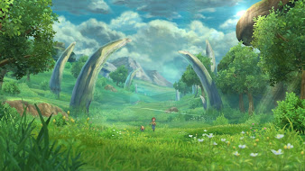 #12 Ni no Kuni Wallpaper