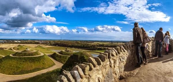 Northumberlandia Zwiedzanie