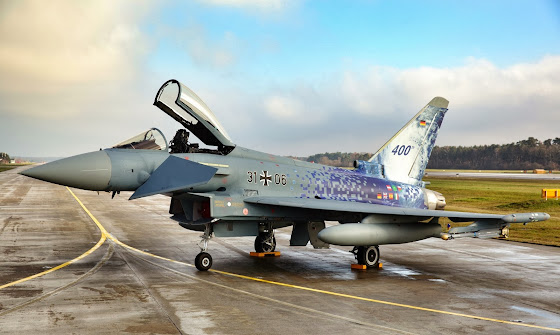 400th Eurofighter Typhoon