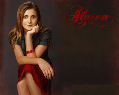 American Singer Alyson Stoner Wallpaper