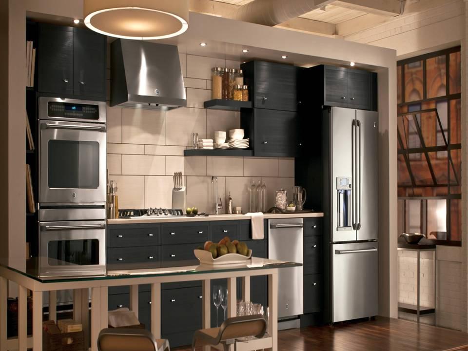 home decor stainless steel kitchen appliances