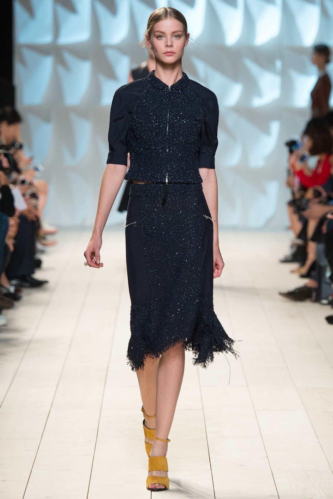 Nina Ricci Spring/Summer 2015