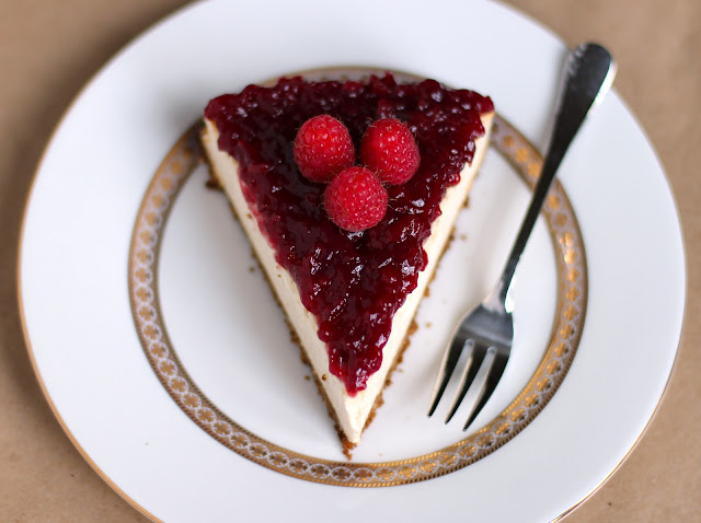 Healthy New York Cheesecake Recipe