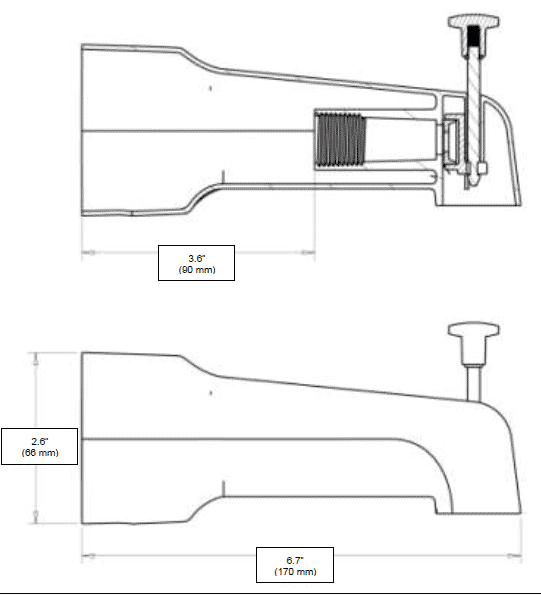 MY BATHTUB FAUCET LEAKS Bathroom Design