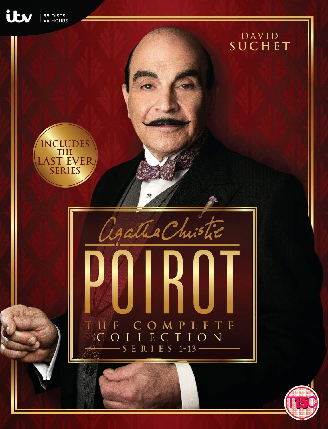 Investigating Agatha Christie's Poirot: The Final Series of ...