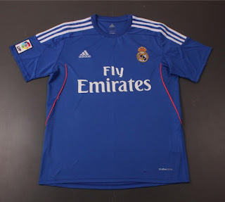 Real Madrid Uniforme Away 2013/2014