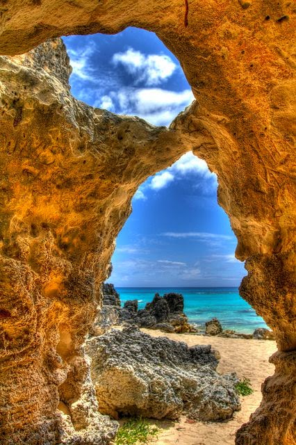 Church Bay Cave, Bermuda