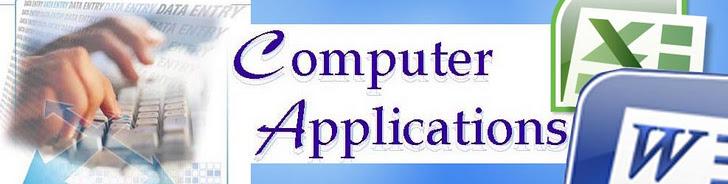 Bc 101 Computer Application