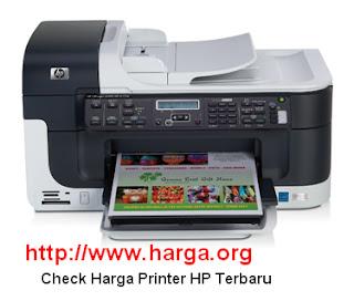 Berikut Daftar Harga Printer Merk HP Terbaru 2013