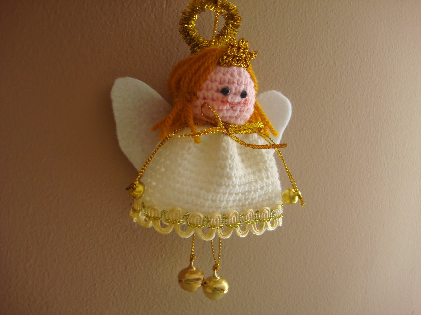 Angel Amigurumi Patron Gratis : Crochet Angel Related Keywords & Suggestions - Crochet ...
