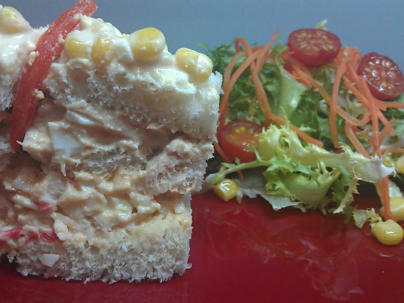 Pastel Salado De 3 Pisos