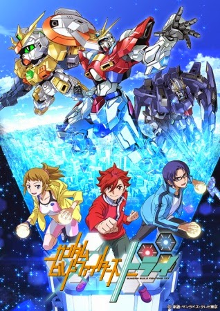 Gundam Build Fighters Try Capitulo 16