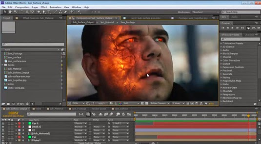 After effects x32 торрент