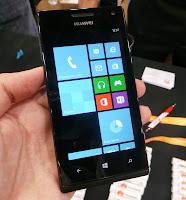 Huawei Ascend W1 Segera Hadir di Indonesia