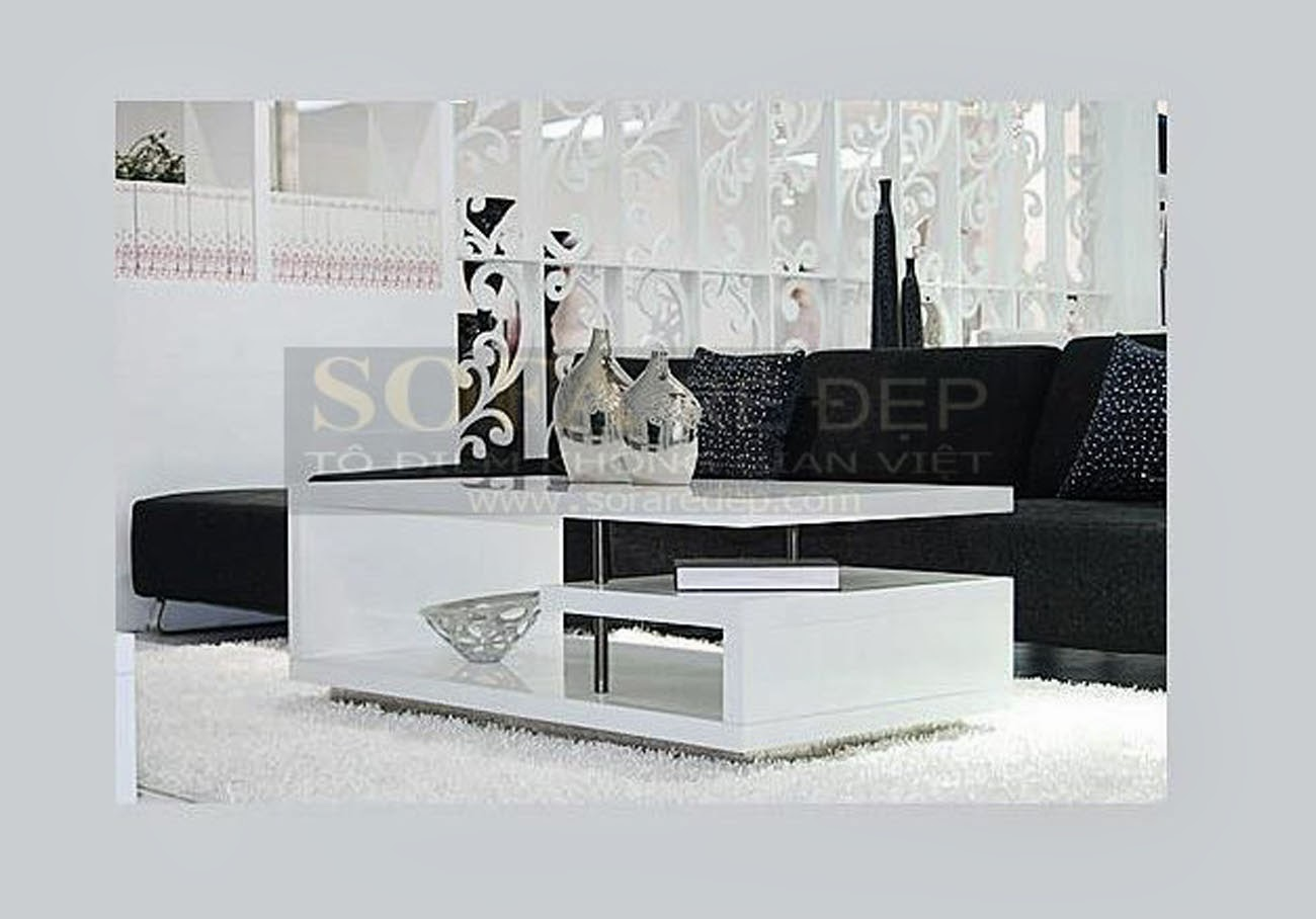 Bàn sofa gỗ BS064