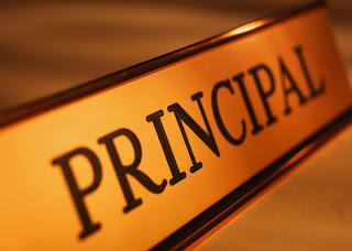 principal name tag