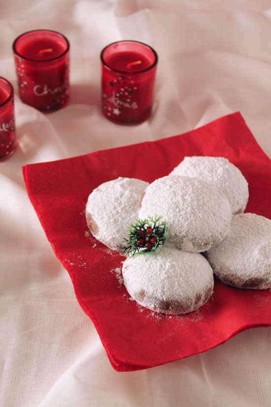 Chocolate-snowball-cookies
