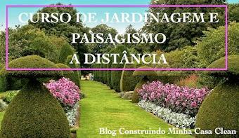 FAÇA SEU CURSO DE JARDINAGEM