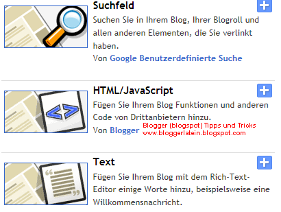 Anzahl Posts anzeigen - Blogspot Blogger