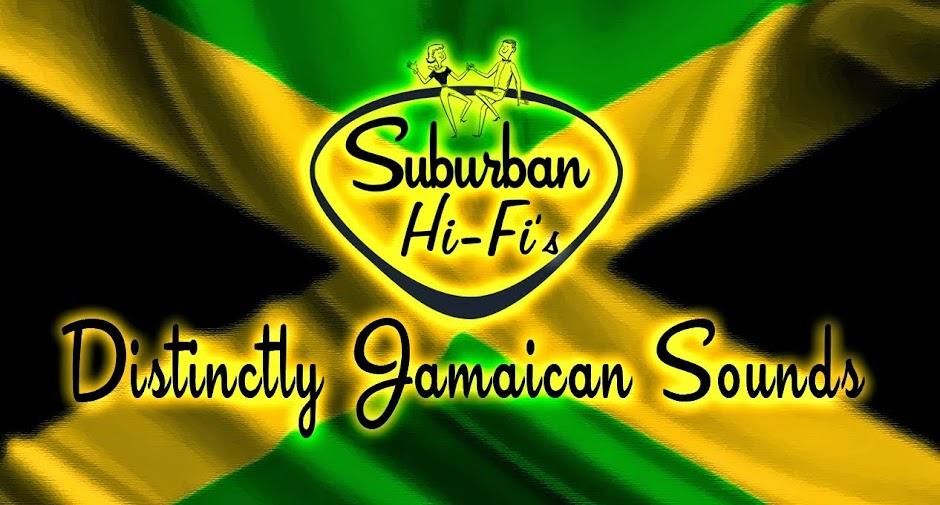 Distinctly Jamaican Sounds