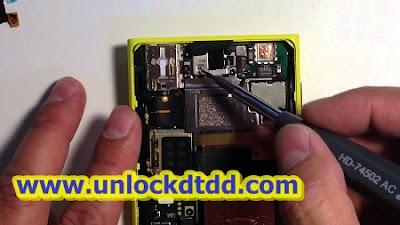 Sua Nokia lumia 1020 loi loa chuong mic ic audio lay ngay tai Ha Noi