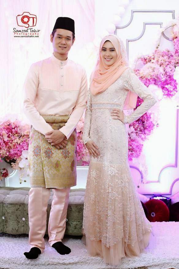 Gambar Tunang Nubhan AF 6 Majlis Pertunangan