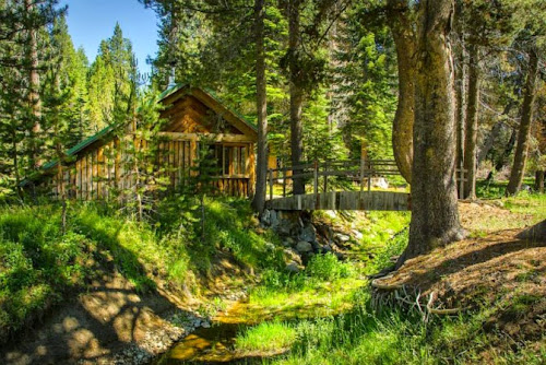 Far Meadow: Contemporary A-Frame Cabin Rentals