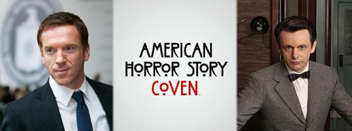 Trailers for Homeland, American Horror Story: Coven and Masters of Sex