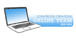 Scrapbook Creations On-Line Team 2013-2014