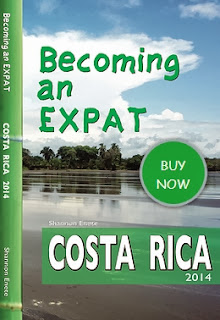 Cover of Becoming an Expat Costa Rica 2014 cover