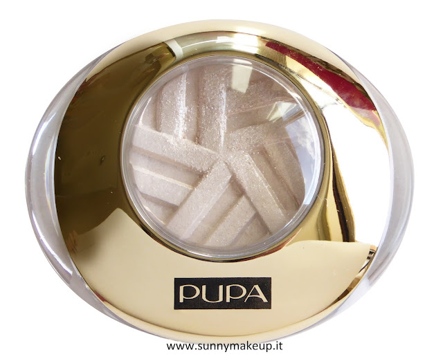 Pupa - Stay Gold!: Collezione natalizia 2015. Stay Gold! Eyeshadow.
