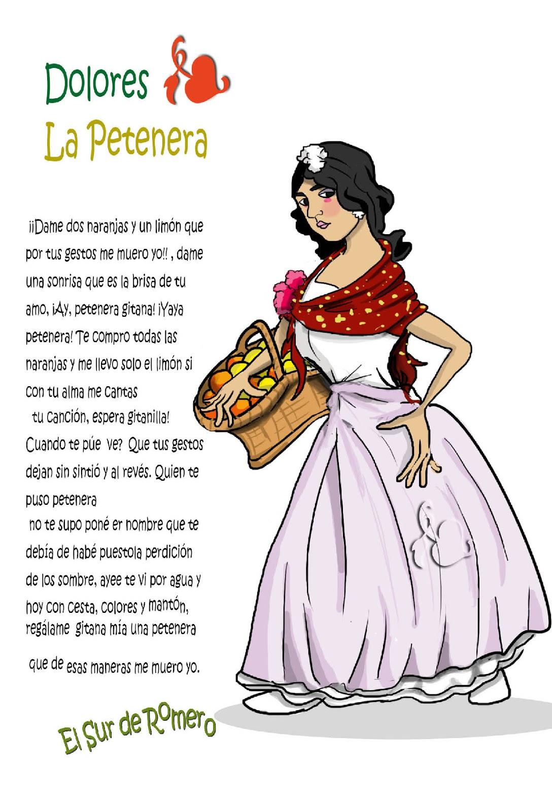 "<img src=""Dolores la Petenera 2.jpg"" alt=""Cantaora de Peteneras en dibujo""/>"